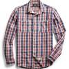 RRLの「プラッド ツイル ワークシャツ」購入
