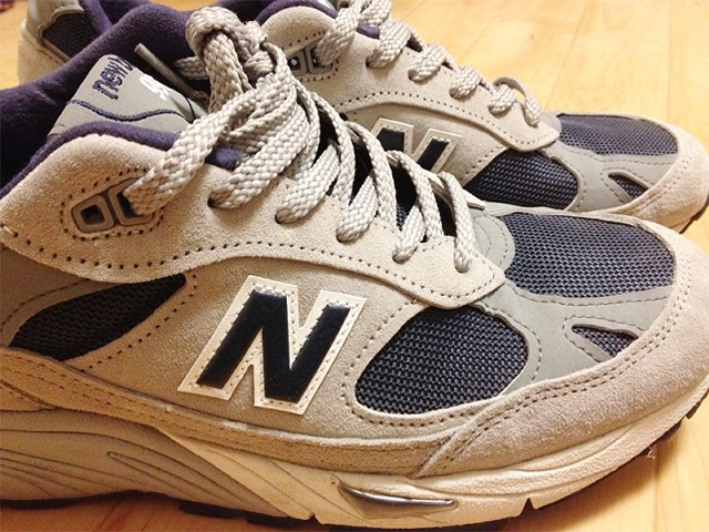 New Balance 991(ANG)