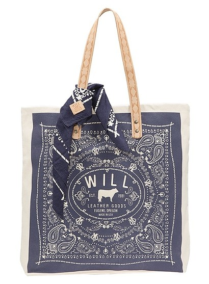 Bandana Carry All Tote