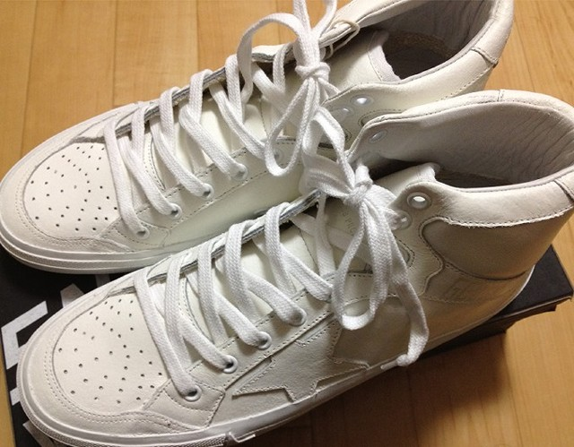 YOOXで購入したGolden Goose Deluxe Brand