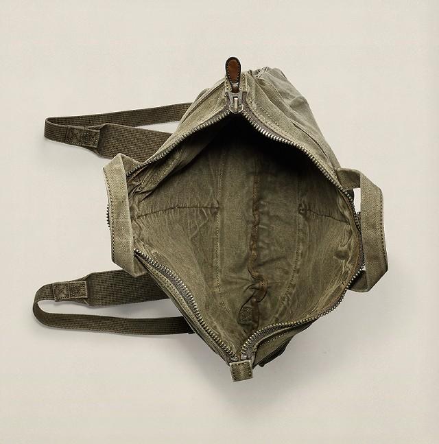 RRLの「キャンバス ヘルメット バックパック」