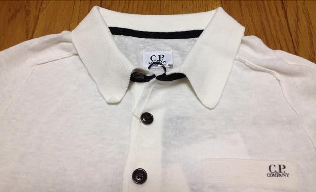 C.P.カンパニーのポロシャツ