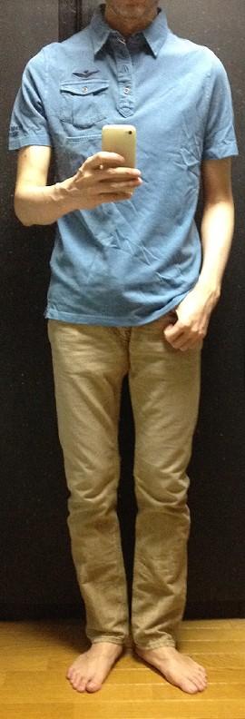 AERONAUTICA MILITARE(アエロナウティカ ミリターレ)のポロシャツ