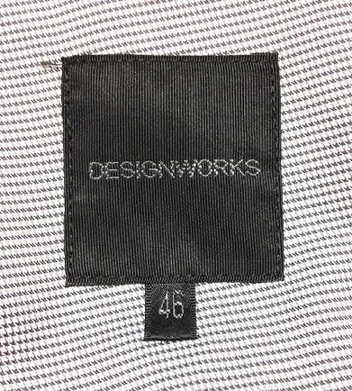 デザインワークスのジャケット