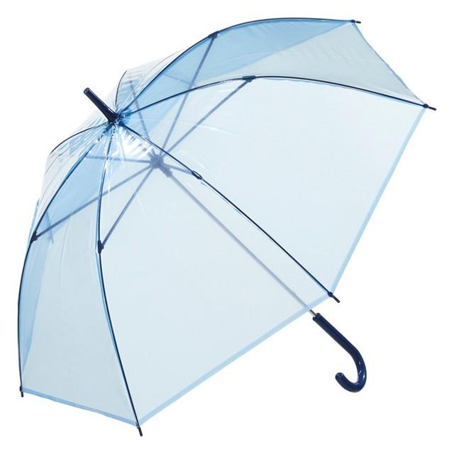 ファッショナブルなビニール傘「fururi」