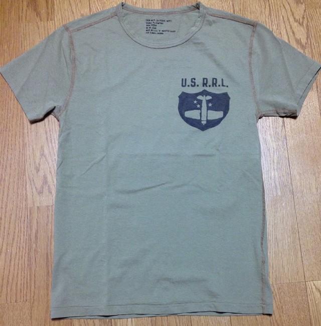 RRLの「コットンジャージーグラフィックTシャツ(リミテッド)」