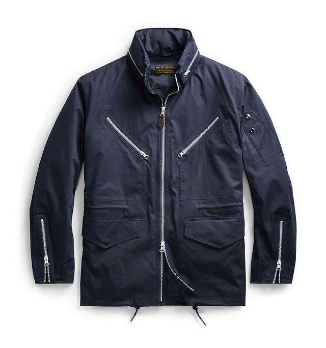RRLの「WATERPROOF JACKET」