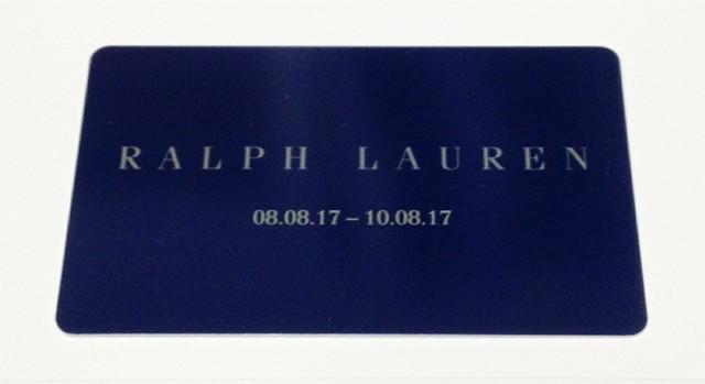 ラルフローレンのギフトカード