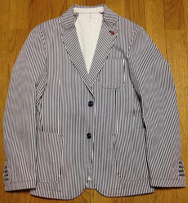 PAUL MIRANDAのテーラードジャケット
