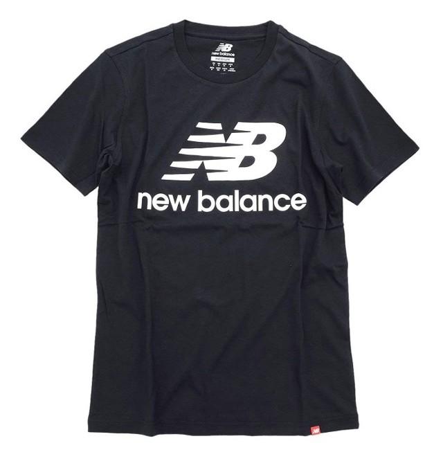 ニューバランスのTシャツのサイズ感