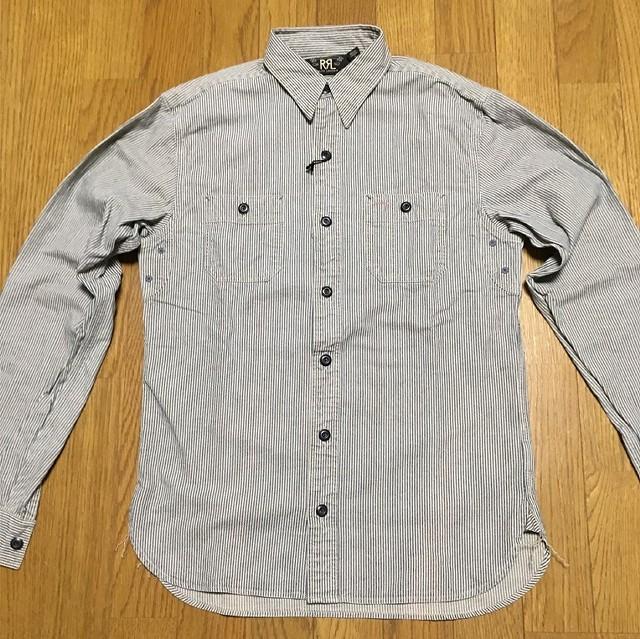 RRLのワークシャツ