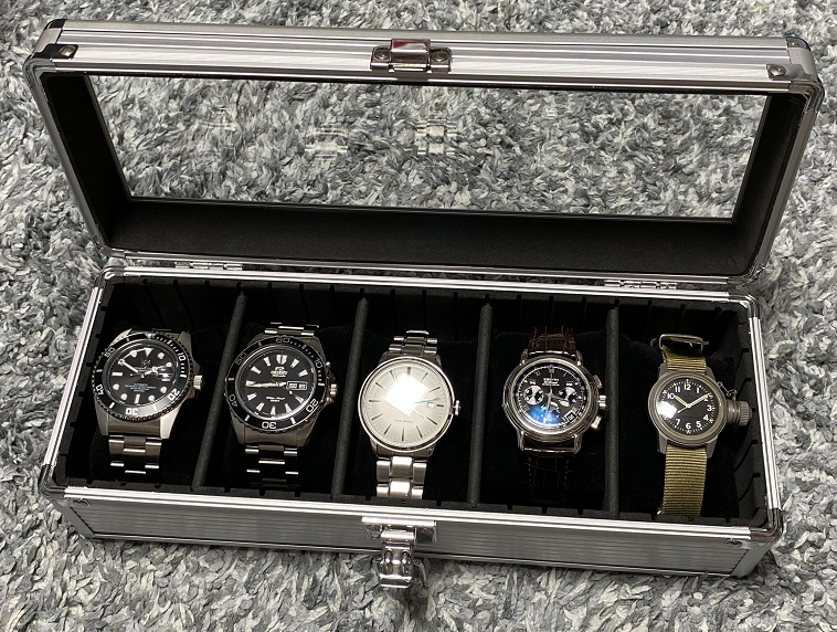 時計収納ケース